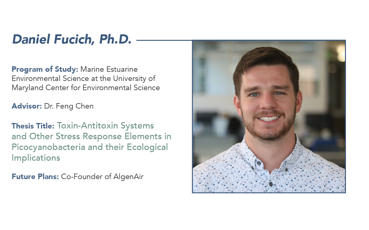 headshot of Daniel Fucich, Ph.D.