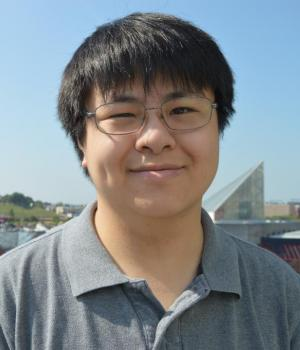 headshot of Raymond Poon