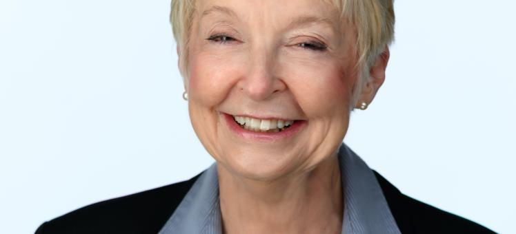 headshot of Dr. Rosemary Jagus