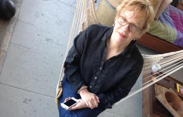 Portrait of Lisa Moren, Photo Credit: Eliza Proctor