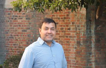 Headshot of Dr. Som Chatterjee