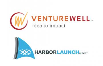 VentureWell and IMET logos